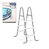 Лестница для каркасного бассейна 107 см