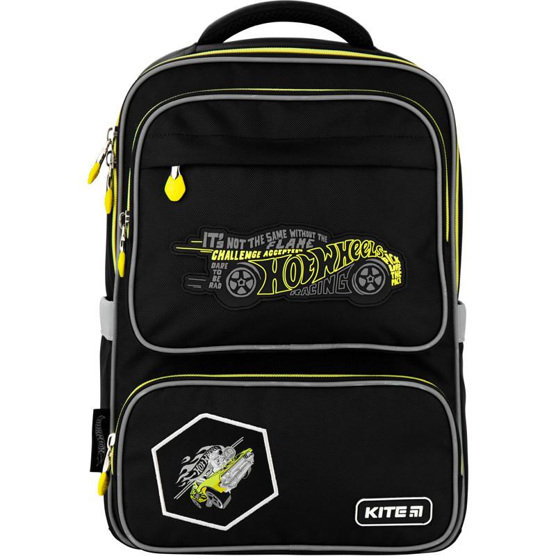 Рюкзак Kite Education Hot Wheels HW20-779M (ортопедический рюкзак для школьников)