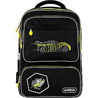 Рюкзак Kite Education Hot Wheels HW20-779M (ортопедический рюкзак для школьников), фото 1