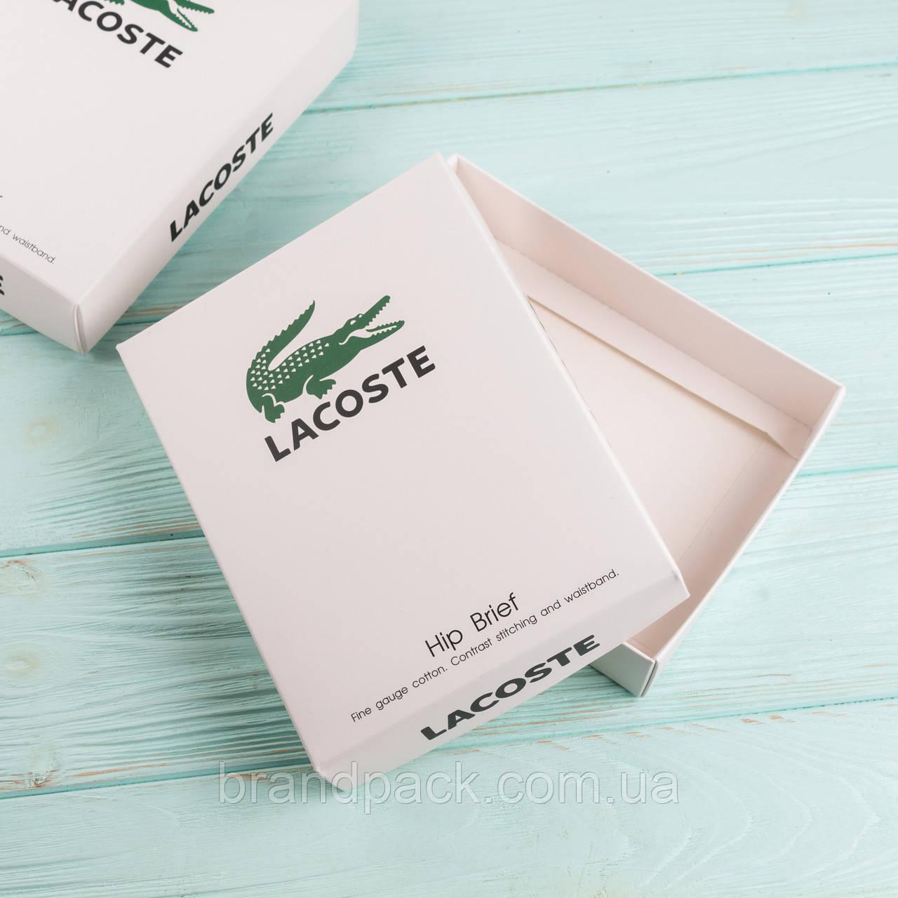 Коробка Lacoste