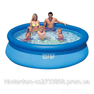 Надувний басейн Intex 28130 Easy Set Pool , 366х76 див., фото 2
