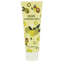 Увлажняющая пена для умывания с оливой SeaNTree Olive 100 Cleansing Foam, фото 1