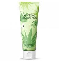 Пенка для умывания SeaNTree Aloe 100 Cleansing Foam, фото 1