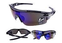 👓 Защитные очки антифары ,  черный меркурий, фото 1