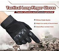 Перчатки тактические с закрытыми пальцами и усиленным протектором OAKLEY L-XL, фото 1