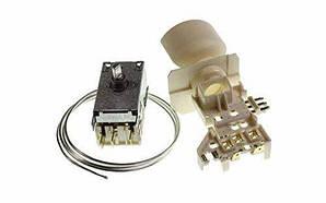 Термостат A130697-20U1486 (K59-S1902/500)  капиллярный для холодильника Whirlpool C00374113 (481228238232)