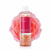 Очищающая вода с лепестками розы Neogen Dermalogy Real Flower Cleansing Water Rose Объем 300 мл