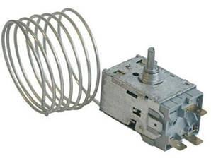 Термостат 077B3509L капиллярный для холодильника Ariston, Indesit C00289013