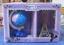 Подарунковий набір Ейфелева вежа і Глобус