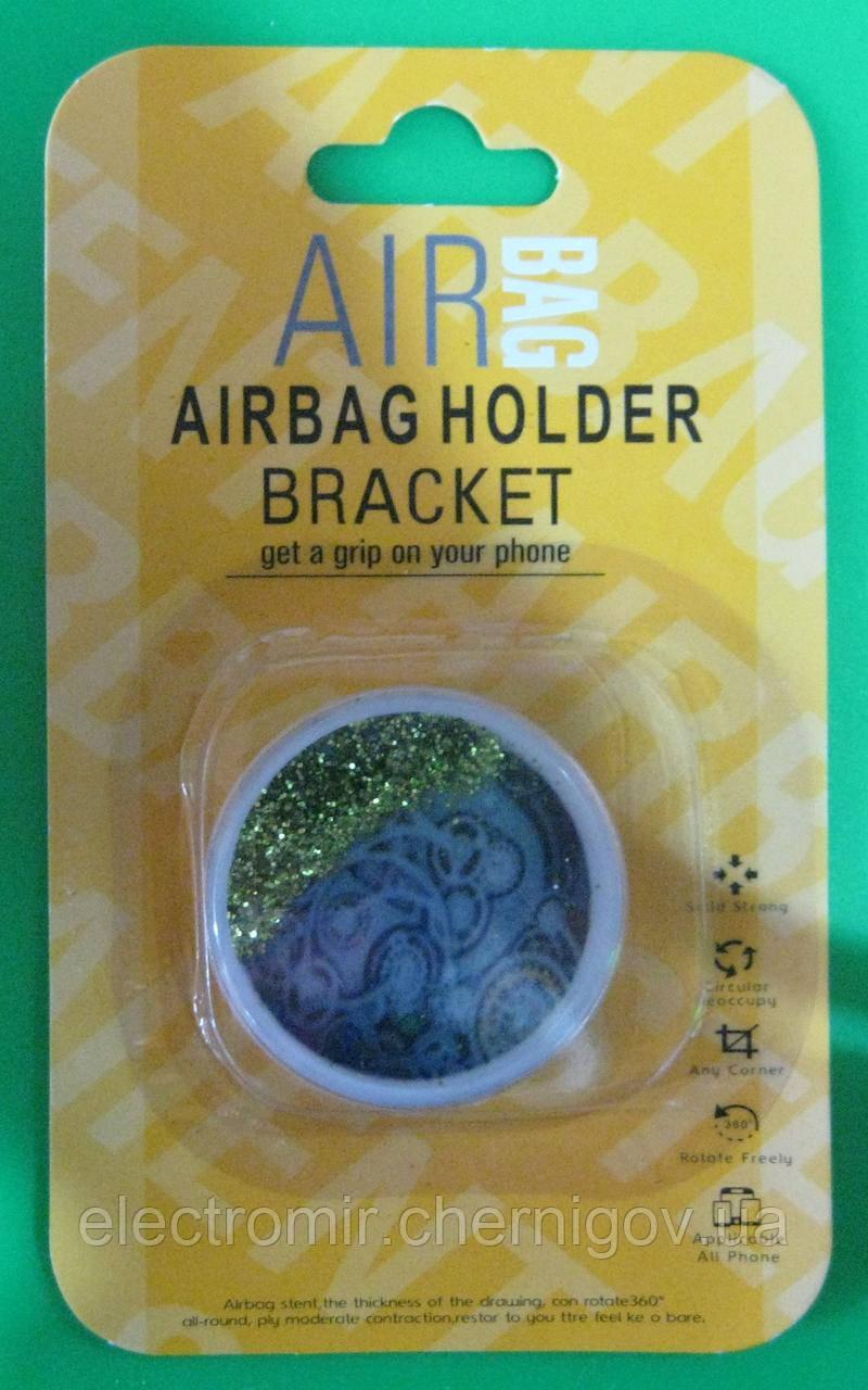 Подставка для телефона Airbag Holder Bracket (серый)