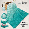 Alize Puffy Ombre Batik, №7427, фото 7