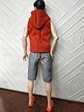 Одяг для Кена - майка і шорти, фото 5