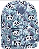 Стильный рюкзак * bagland * панды, городской, школьный рюкзак, для ноутбука, спортивный