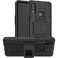 Чехол Armor Case для Samsung A107 Galaxy A10s Black