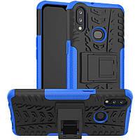 Чехол Armor Case для Samsung A107 Galaxy A10s Blue