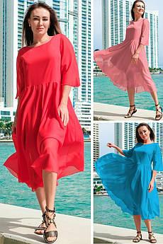 Весняне легке плаття Ренесанс