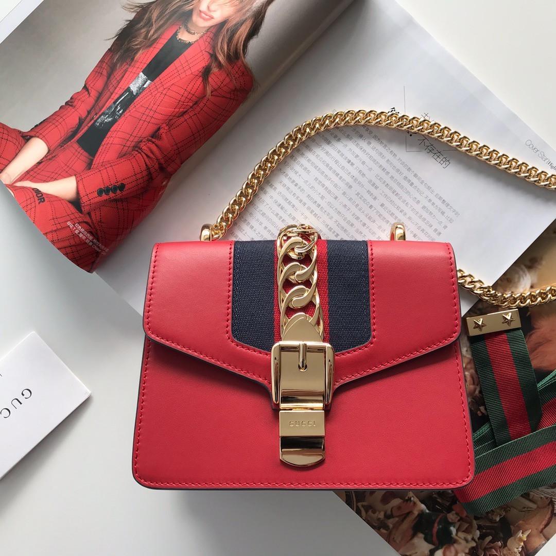 Женская сумка - Gucci