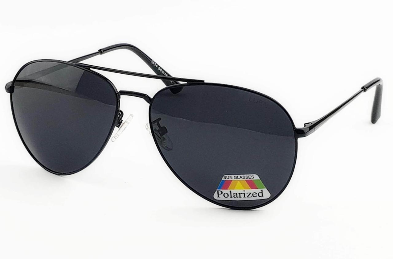 Очки солнцезащитные Авиатор Luenx 1614 Polaroid