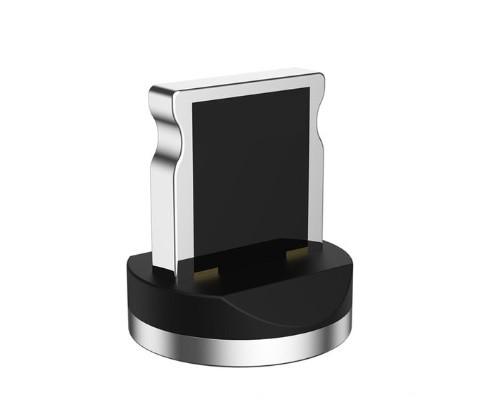 Штекер Коннектор iPone круглый для магнитного кабеля
