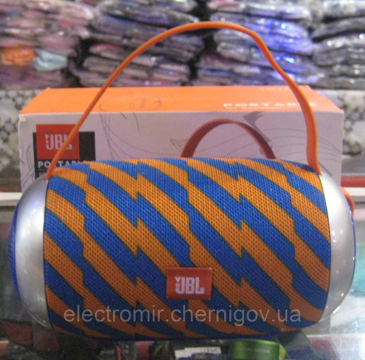 Портативная Bluetooth колонка JBL TG-112 (цветная)