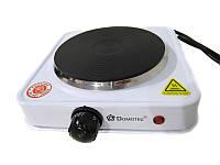 Электроплита настольная диск Domotec MS-5821, фото 1