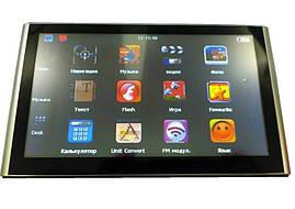 """Автомобільний GPS Навігатор 7"""" G708 з картами"""