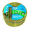 Шланг поливальний Presto-PS садовий Зебра діаметр 3/4 дюйма, довжина 50 м (ZB 3/4 50)