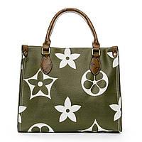 Женская сумка 19027 green женские сумки оптом недорого Одесса