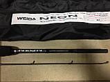Спиннинг Weida Neon travel spin 2,4m, тест 7-28g, фото 2