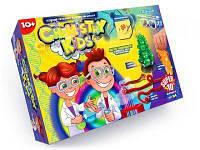 """Большой набор для опытов """"Chemistry Kids"""" (укр) Danko Toys CHK-01-04U ( TC45107)"""