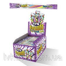 Желейні цукерки Fini Tornado Tutti Frutti , 9 гр, фото 2