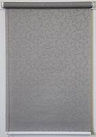 Рулонная штора 300*1500 Акант 2267 Серый, фото 1