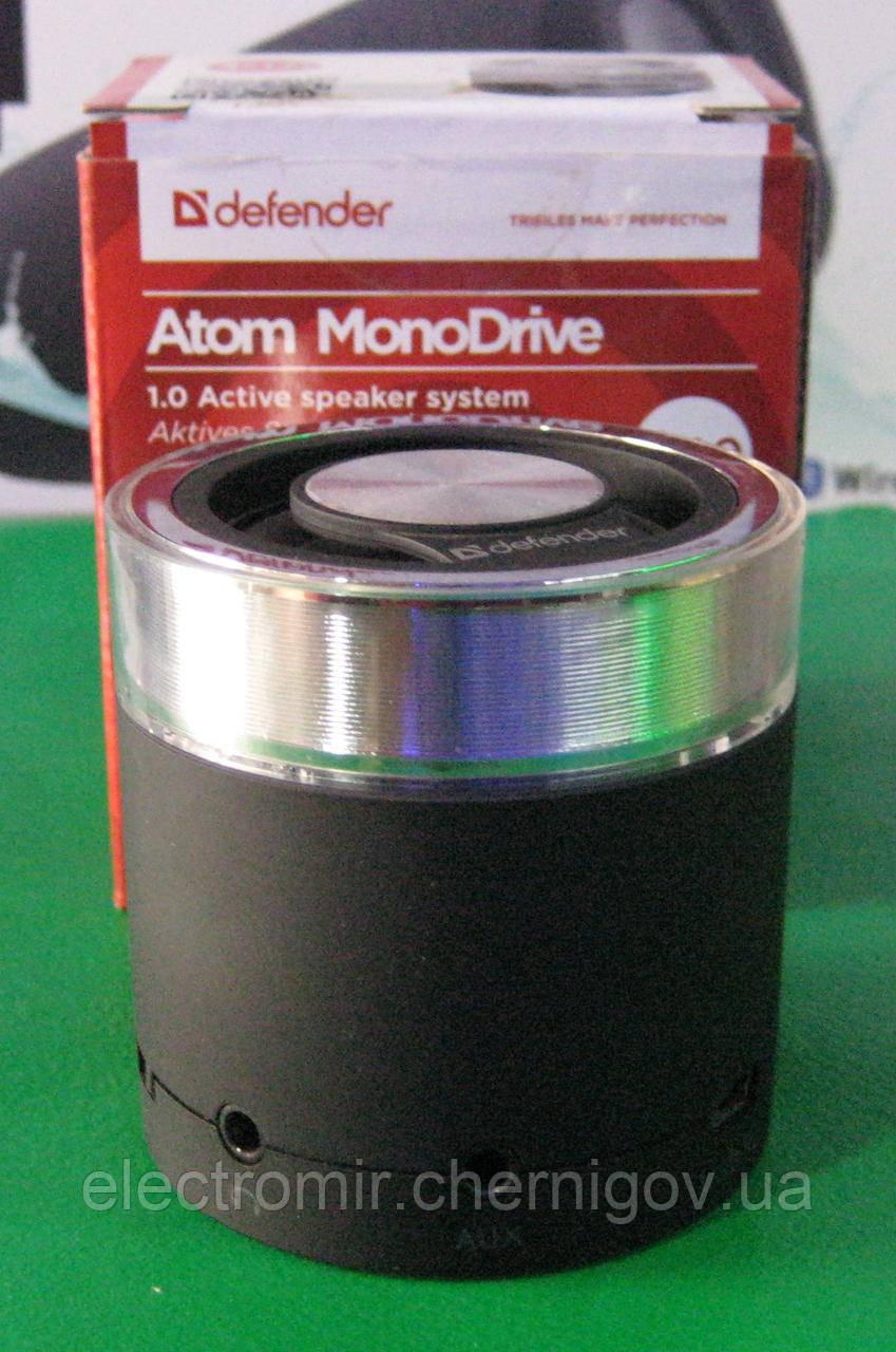 Портативная колонка Defender Atom MonoDrive 1.0