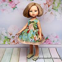 """Платье """"Ретро розы"""" для кукол Паола Рейна"""