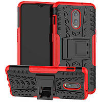 Чехол Armor Case для OnePlus 6T / 7 Red