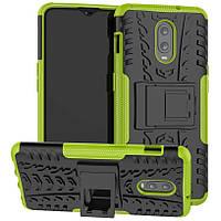 Чехол Armor Case для OnePlus 6T / 7 Lime