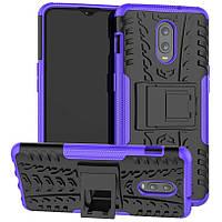 Чехол Armor Case для OnePlus 6T / 7 Violet