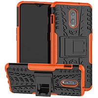 Чехол Armor Case для OnePlus 6T / 7 Orange