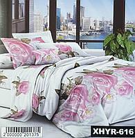 Комплект двуспального постельного белья Kris, Украина