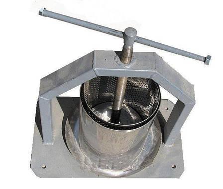 Пресс для сока ручной 15 литров Винница (винтовой + кожух), фото 2