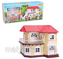"""Будиночок """"Затишний"""" Happy Family арт. 012-01 - точна копія Sylvanian Families"""