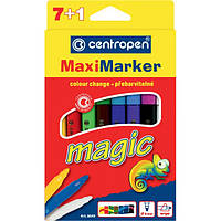 Фломастеры Centropen 8649/08 Magic Maxi, набор 8 шт.