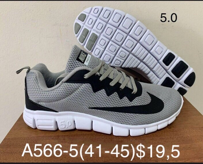 Мужские кроссовки Nike Free 5.0 оптом (41-45)