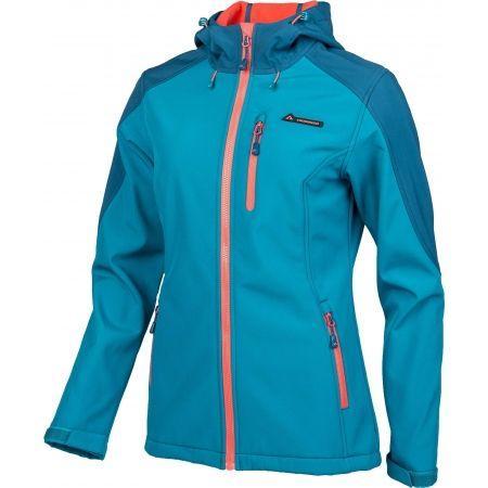 Куртка софтшелова жін Crossroad FLORY, Softshell 8000/3000 (Чехія)
