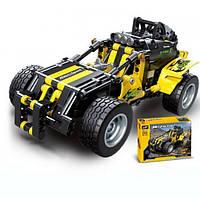 Конструктор Jisi Bricks (Decool) 3806 Внедорожный гонщик, 392 детали