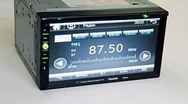 Автомагнитола 2DIN 6910 GPS USB (DVD) DEH