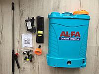 ✔️ Опрыскиватель аккумуляторный AL-FA  16L