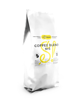 Зерновий кави Yes!Presso Coffee blend №5 (купаж) 1кг