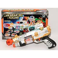 T131 Игрушка cветодиодный пистолет для мальчиков