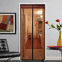 Москітна сітка на двері 210х110см